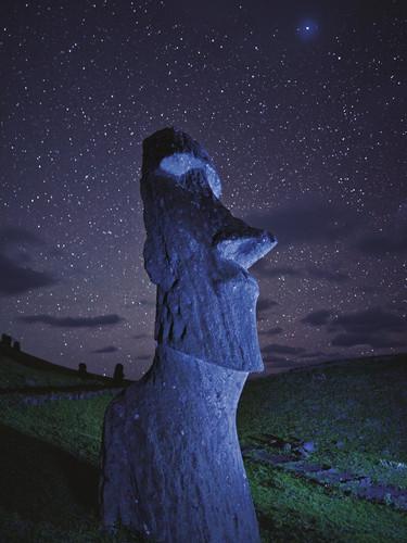 Moai Galactico