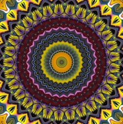 Feat Asymetrical Soul Paint