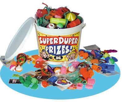 Cubo de Premios Super Duper®