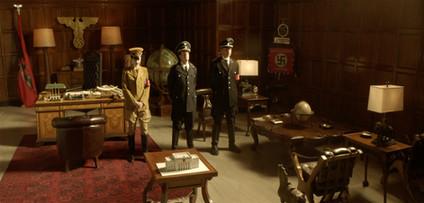 Int. Hitler's Office (c. 1941)