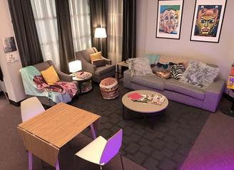 Int. Gene's Dorm Apartment