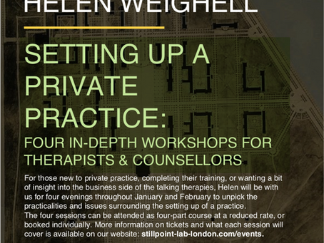 Setting Up A Private Practice