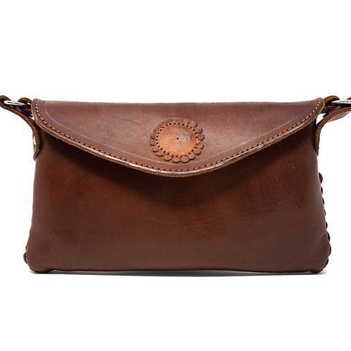 New Jersey Leather Bag