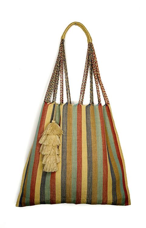 Pine Tote Bag & Tassel