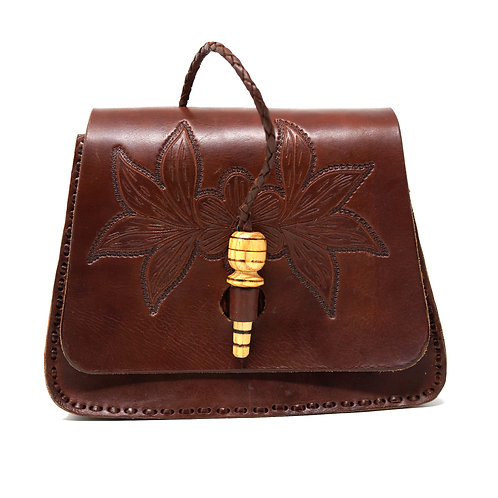 Hawaii Leather Bag