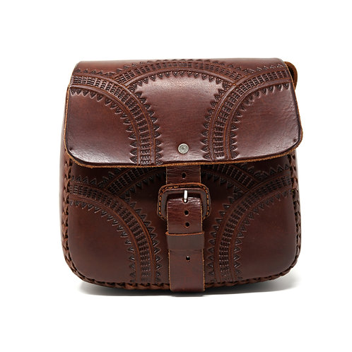New Mexico Leather Bag