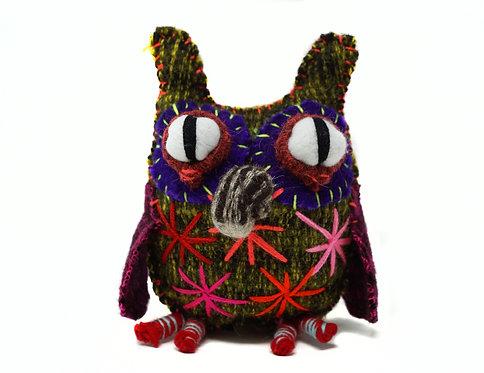 """Owl Mama 6.5"""""""