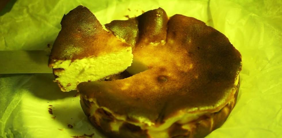 巴斯克焦香芝士蛋糕