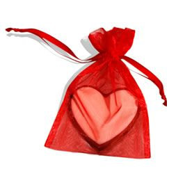 Heart Party Favor in Gift Bag