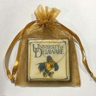 Chocolate Square PF in Gift Bag - Udel.J