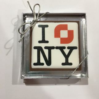 Square PF in Box with Edible Image - RDI