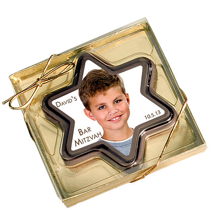 Star Party Favor in Gift Box