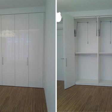 стенной шкаф-гардероб