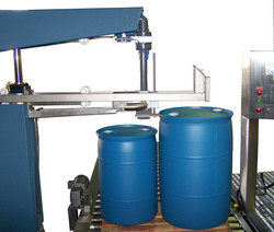 5504-M plastic with bellows fume hood