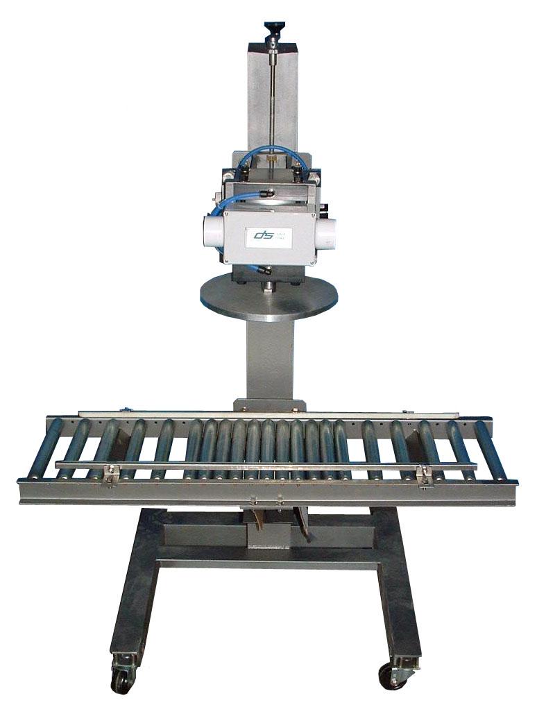 semi auto press