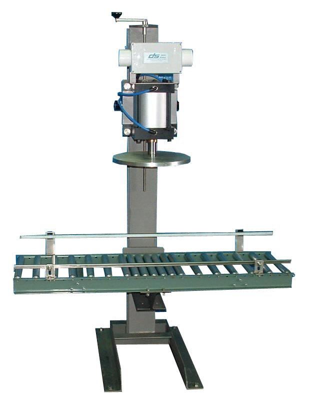 Semi-Auto Lid Press