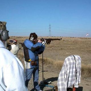 Shooting Off-hand