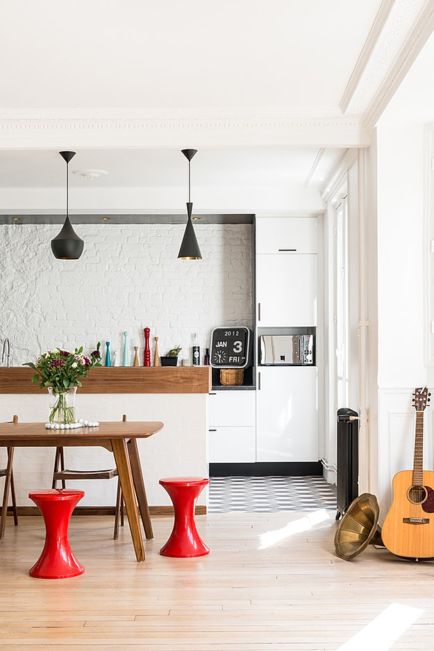 Emejing Architecte Interieur Paris Contemporary - Ideeën Voor Thuis ...