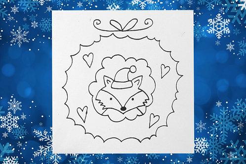 Holiday Fox