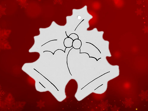 Christmas Holly Bells