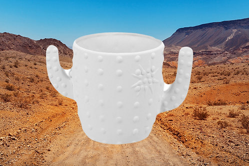 Mug with Cactus Arms!