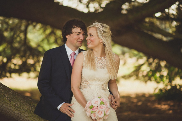 A Long Distance Love Wedding