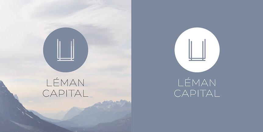 Léman Capital Investissement Montréal Logo