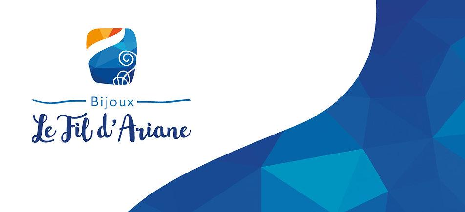 Logo Bijoux Le fil d'Ariane Sherbrooke