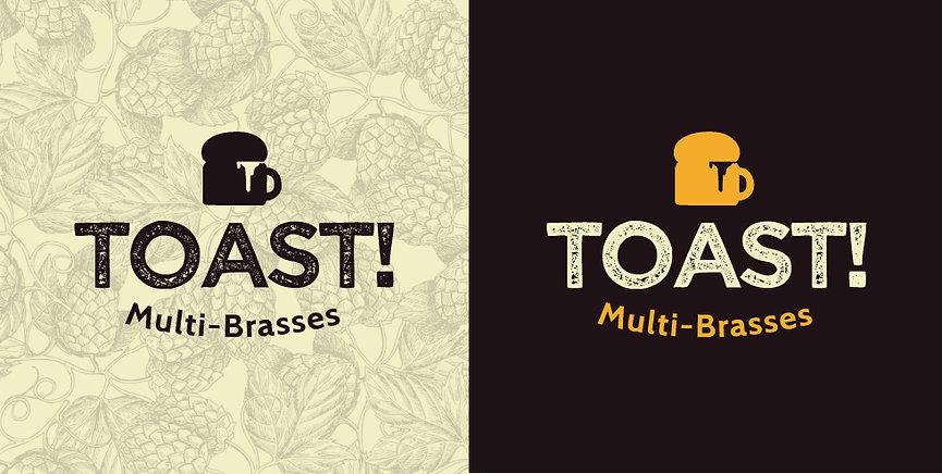 Logo bière Toast! Multi-Brasses Tingwick