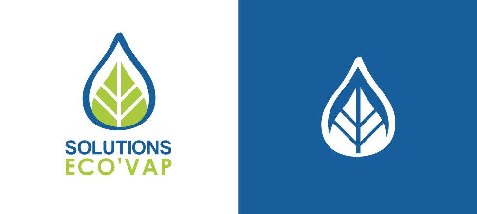 Logo Solutions Écovap Victoriaville