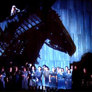 LES TROYENS CHICAGO