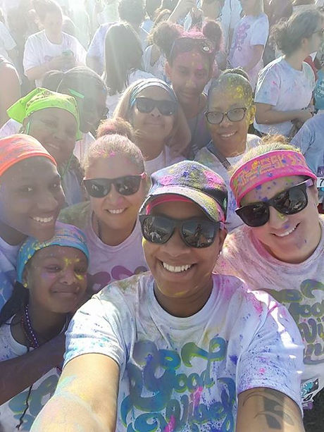 Color Vibe 5k Run