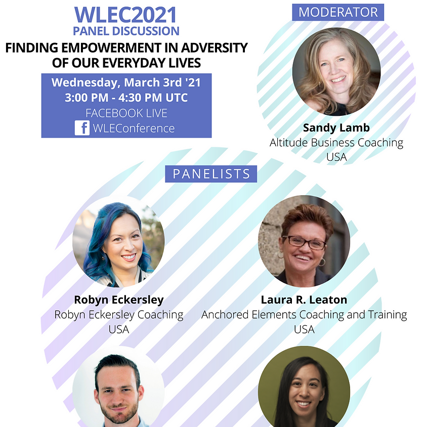 Women's Leadership and Empowerment Conference (WLEC 2021)