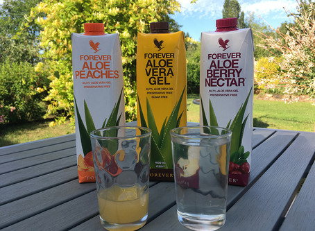Buvez de l'aloé cet été !