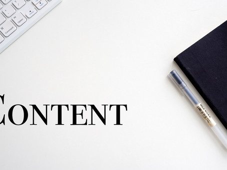 6 Things To Help You Nail Your Content Plan