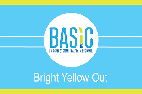 Bright Yellow Out