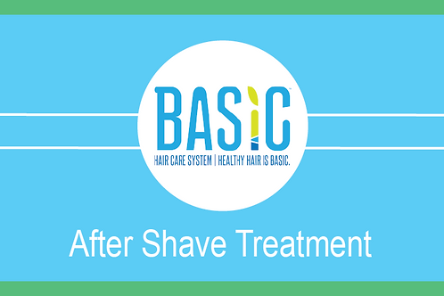 After Shave Treatment