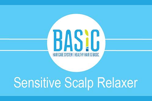 Sensitive Scalp Relaxer
