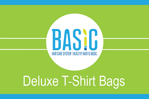 Deluxe T-Shirt Bags (500 Bags)