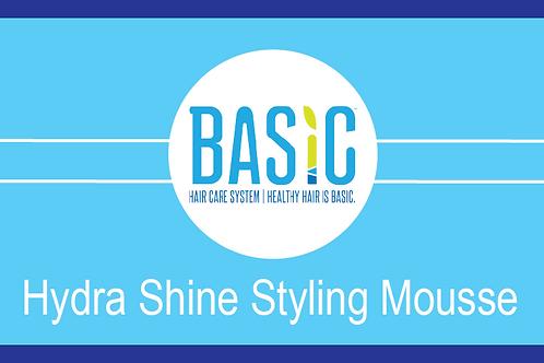 Hydra Shine Styling Mousse