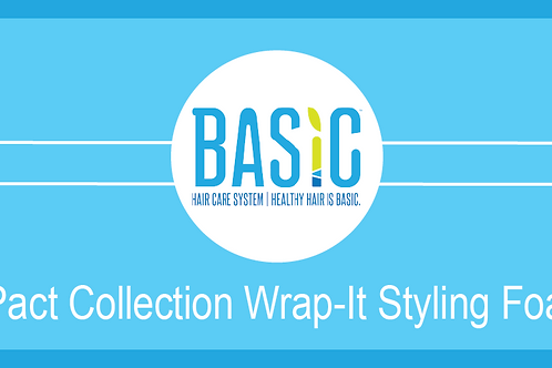 mPact Collection Wrap It Styling Foam