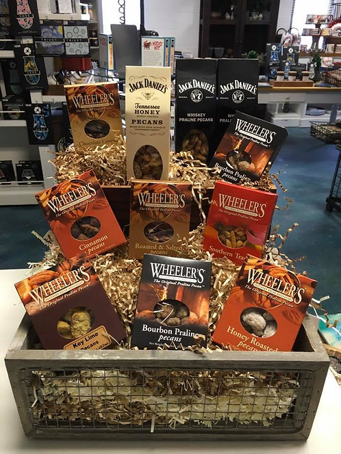 Wheeler's Gourmet Nuts & Snacks