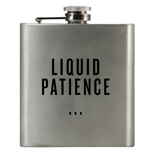 Swag Brewery Flask (with a sense of humor 2 styles)