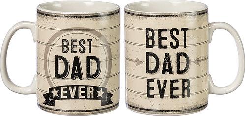 Best Dad Ever Coffee Mug