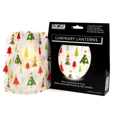 Holiday Modgy Lantern Sets