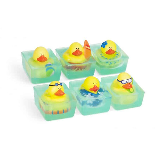 Summer Fun Duck Toy Soaps by Heartland Fragrance Co.