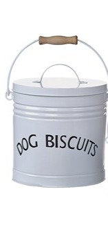 Dog Treat Bin