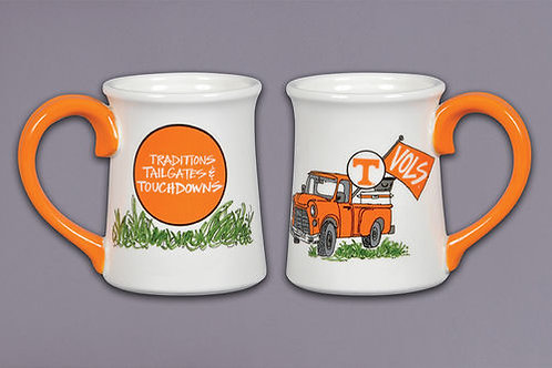 SEC Traditions Coffee Mugs