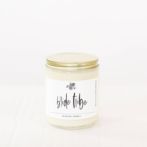 Bride Tribe 4oz Soy Candle