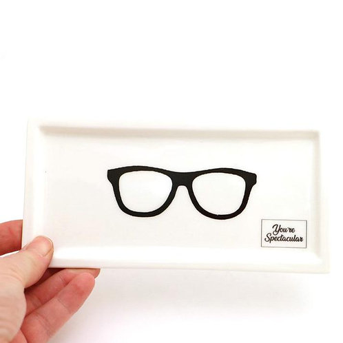 You're Spectacular Eyeglass Tray